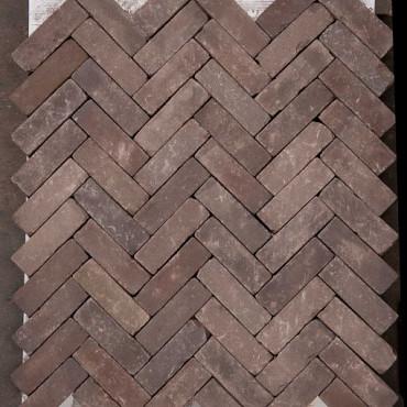 Gebakken dikformaat 20,5x6,5x6,5 Manduria