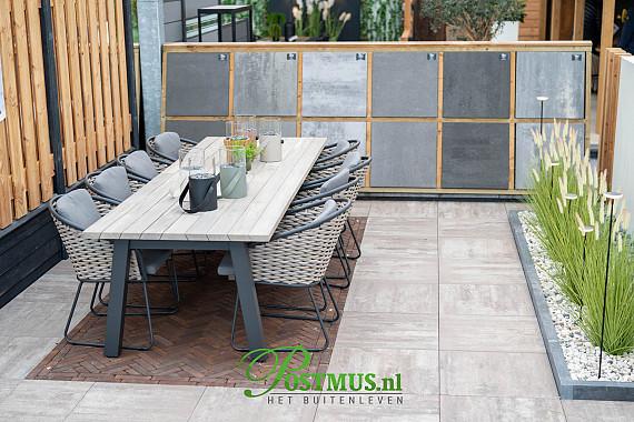 Combineer klassiek en modern in uw tuin