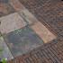 Gebakken waalformaat 20x5x8.5 cm Sardo, onbezand getrommeld (92 st. per m2)